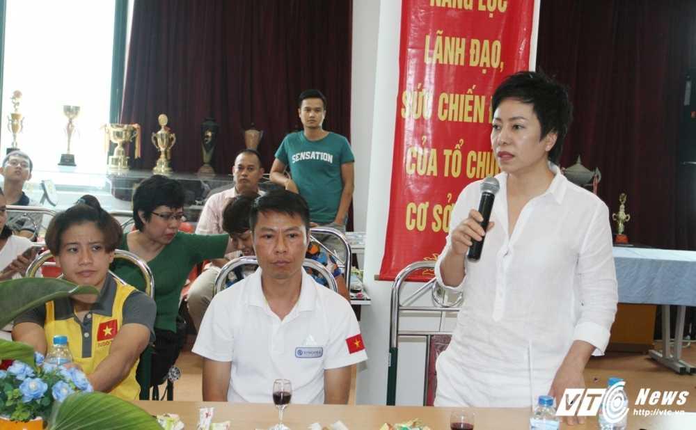 Giam doc Trung tam huan luyen the thao quoc gia Ha Noi: Xu ly nhieu sai pham bang rut kinh nghiem hinh anh 3