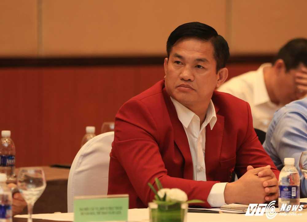 Giam doc Trung tam huan luyen the thao quoc gia Ha Noi: Xu ly nhieu sai pham bang rut kinh nghiem hinh anh 1