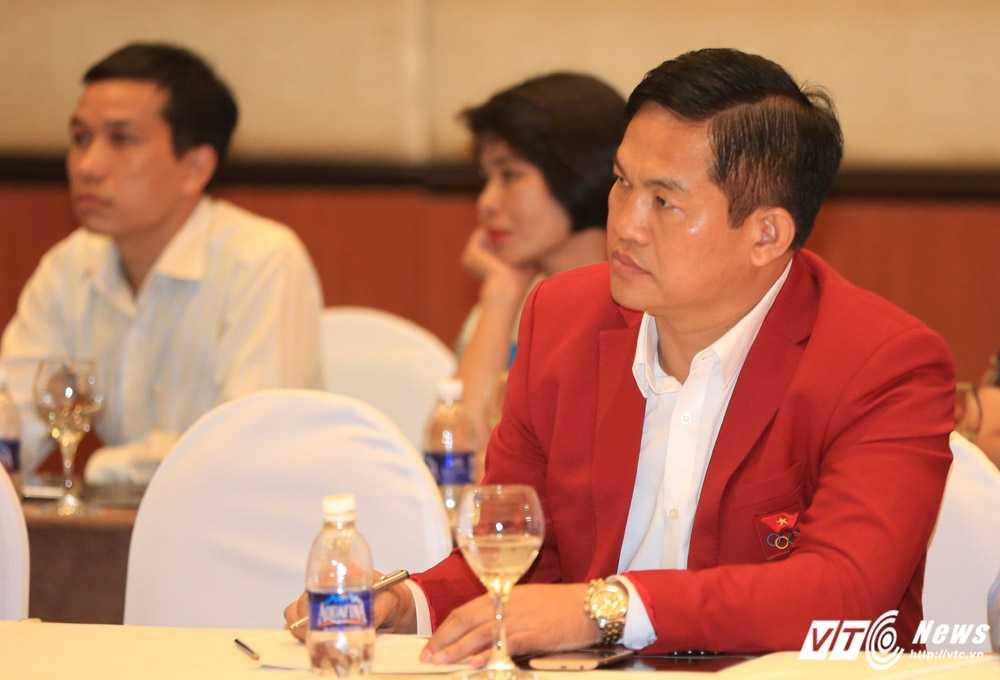 Sai pham tai Trung tam Huan luyen The thao Quoc gia, Giam doc Nguyen Manh Hung con dam chong ket luan thanh tra? hinh anh 1