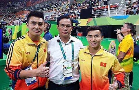 Sai pham tai Trung tam Huan luyen The thao Quoc gia, Giam doc Nguyen Manh Hung con dam chong ket luan thanh tra? hinh anh 2