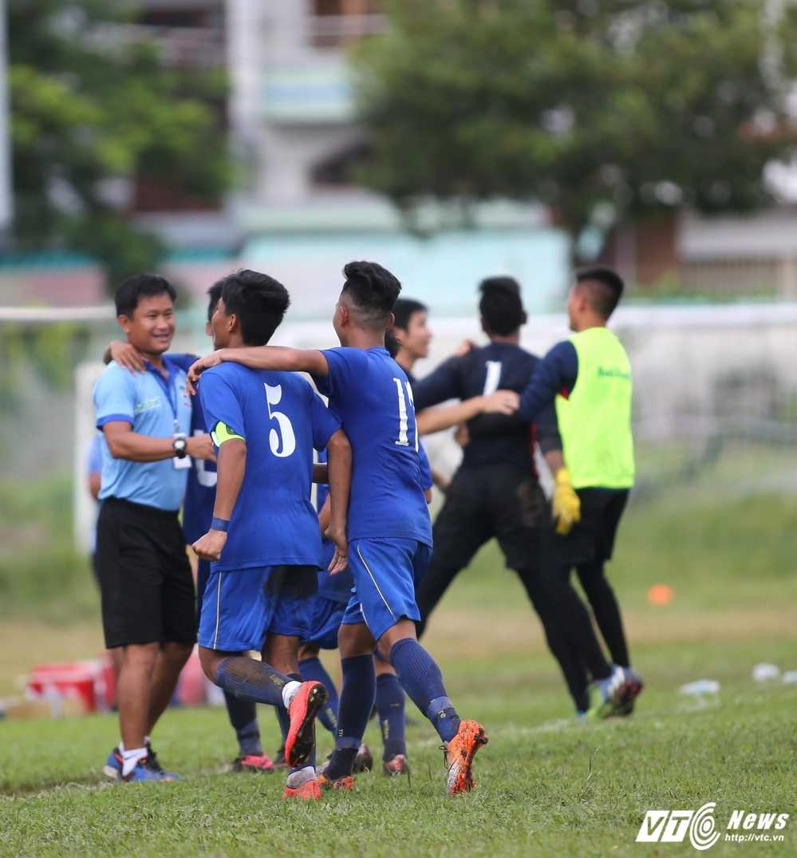 Chung ket U15 Quoc gia: HAGL cham tran PVF hinh anh 1