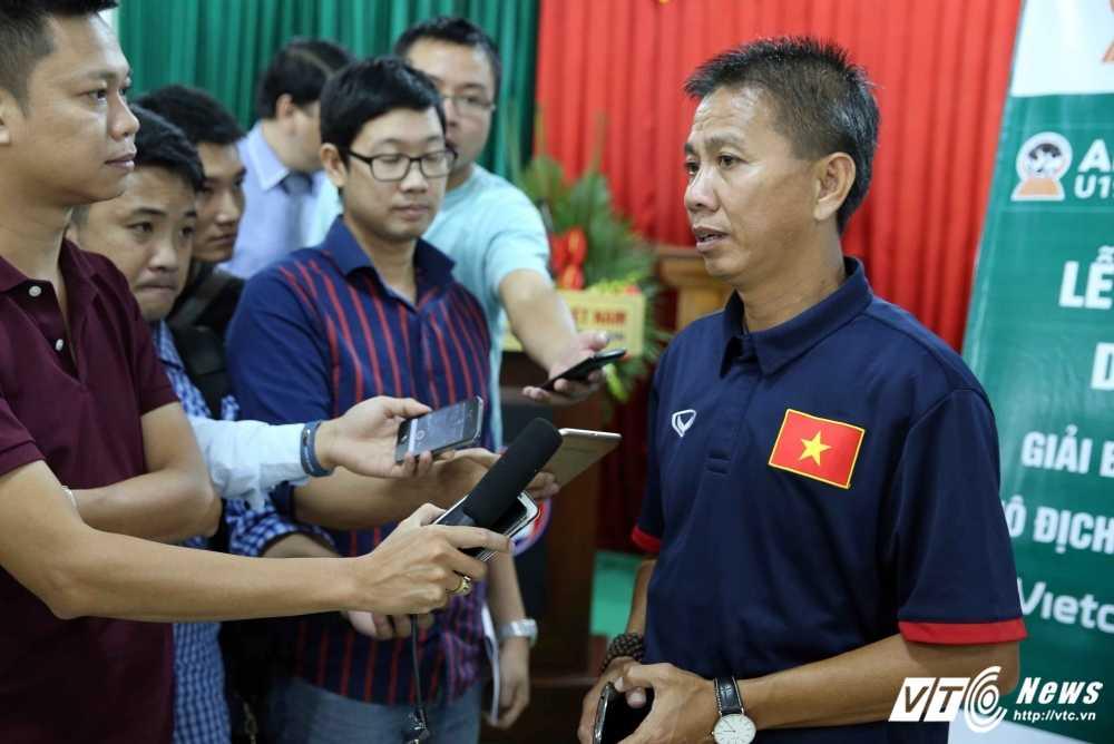 HLV U19 Viet Nam dat muc tieu vo dich U19 Dong Nam A hinh anh 2