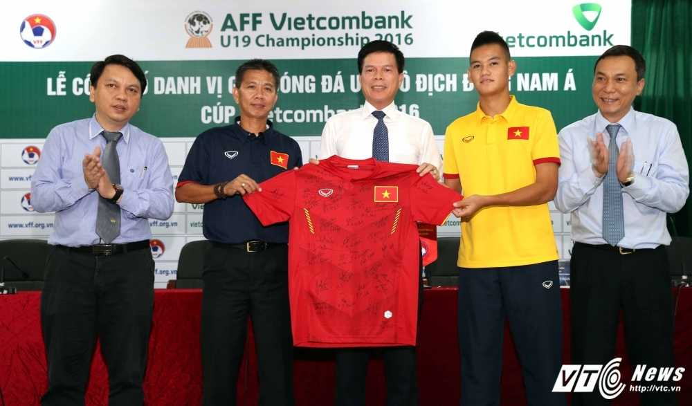 HLV U19 Viet Nam dat muc tieu vo dich U19 Dong Nam A hinh anh 1