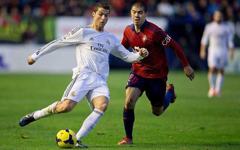 Link sopcast xem truc tiep Real Madrid vs Osasuna hinh anh 1