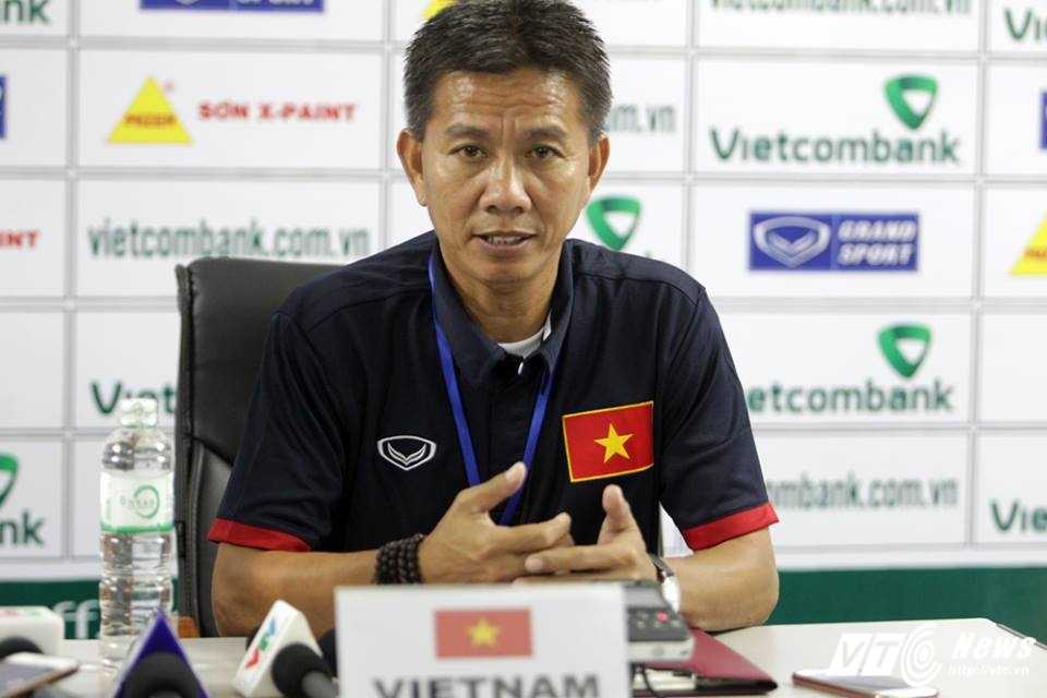 HLV Hoang Anh Tuan: Co hoi nhu the, ai sut cung vao hinh anh 2
