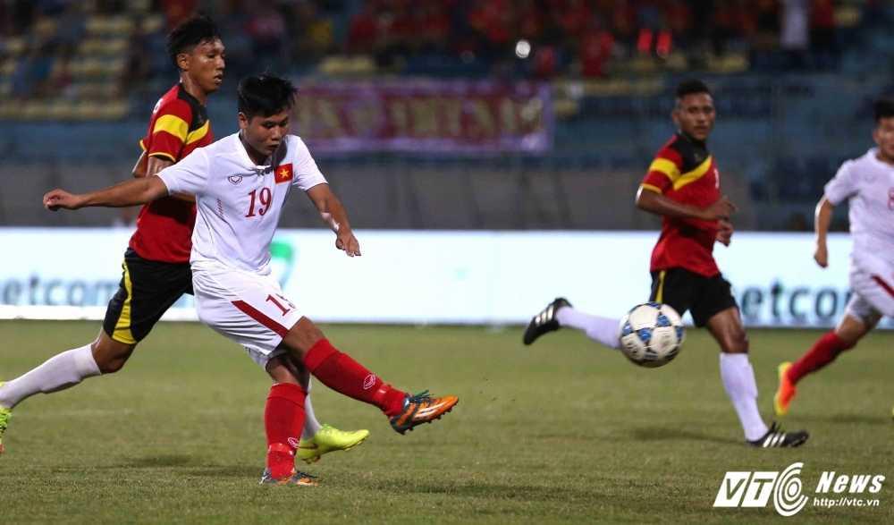 HLV Hoang Anh Tuan nghiem khac chi ro yeu kem cua U19 Viet Nam hinh anh 1