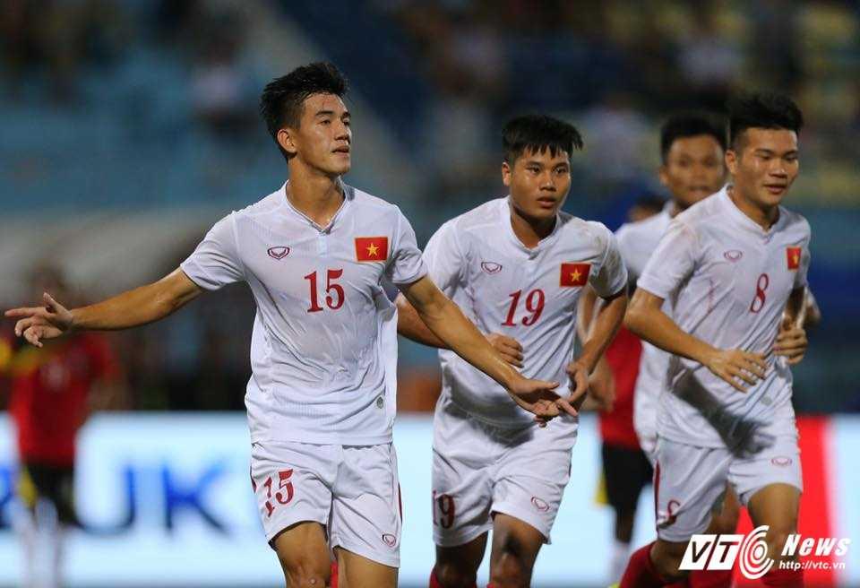 U19 Viet Nam trut bo ap luc, thang dam U19 Dong Timor hinh anh 2