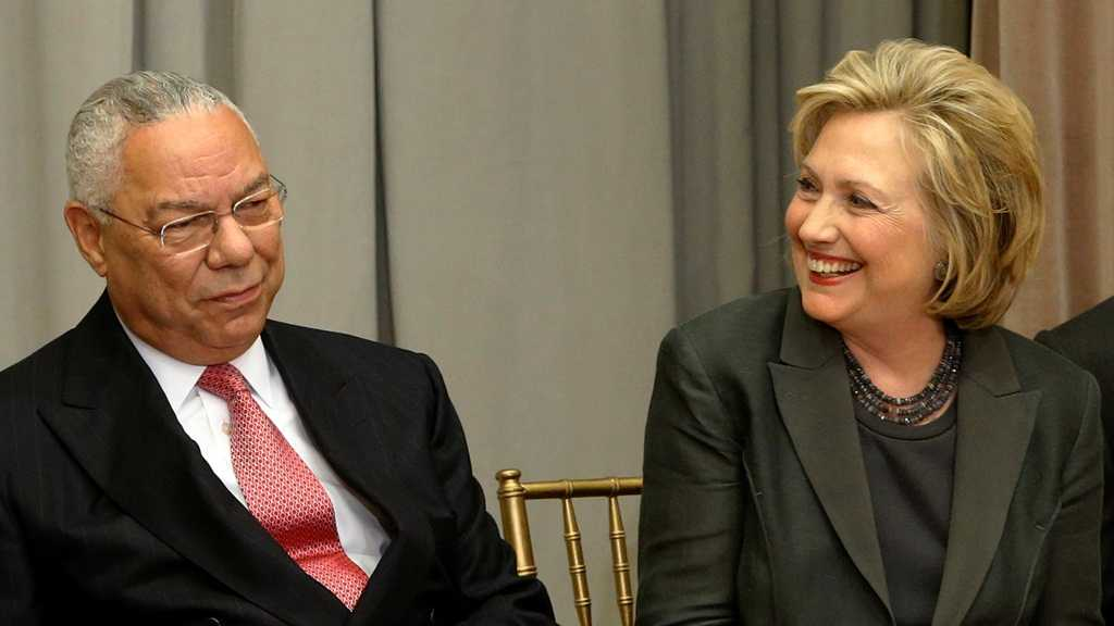 Cuu ngoai truong Powell lo email goi Donald Trump la 'noi nhuc quoc gia' hinh anh 1