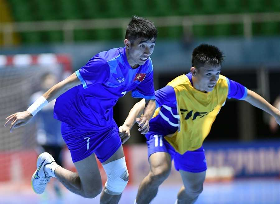 'Don doc' tuyen Futsal Viet Nam danh cho Paraguay la gi? hinh anh 1