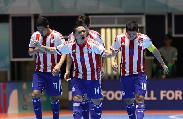 Truc tiep Futsal World Cup: Viet Nam vs Paraguay hinh anh 2