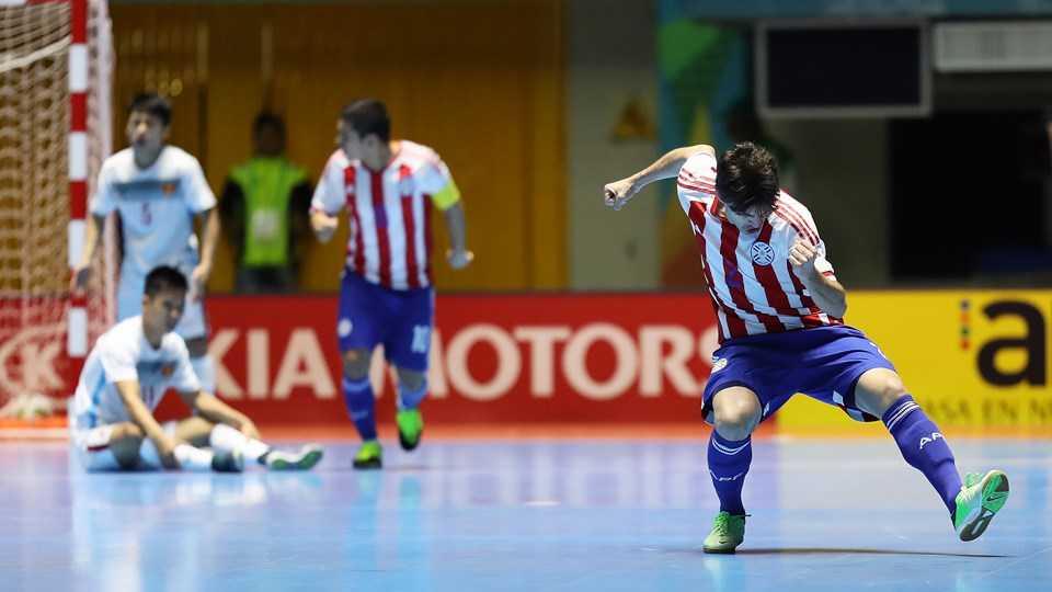 Truc tiep Futsal World Cup: Viet Nam vs Paraguay hinh anh 3