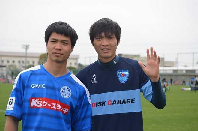 Cong Phuong, Tuan Anh duoc dac cach ve da AFF Cup 2016 hinh anh 1