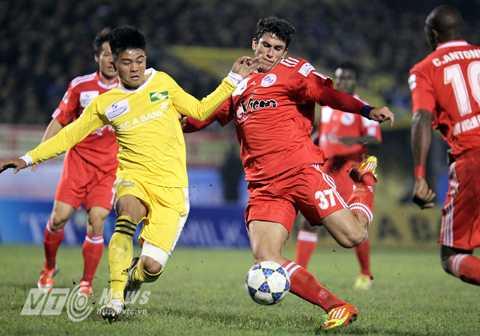 Chu tich SLNA: 'Khong buong cho Hai Phong vo dich' hinh anh 1