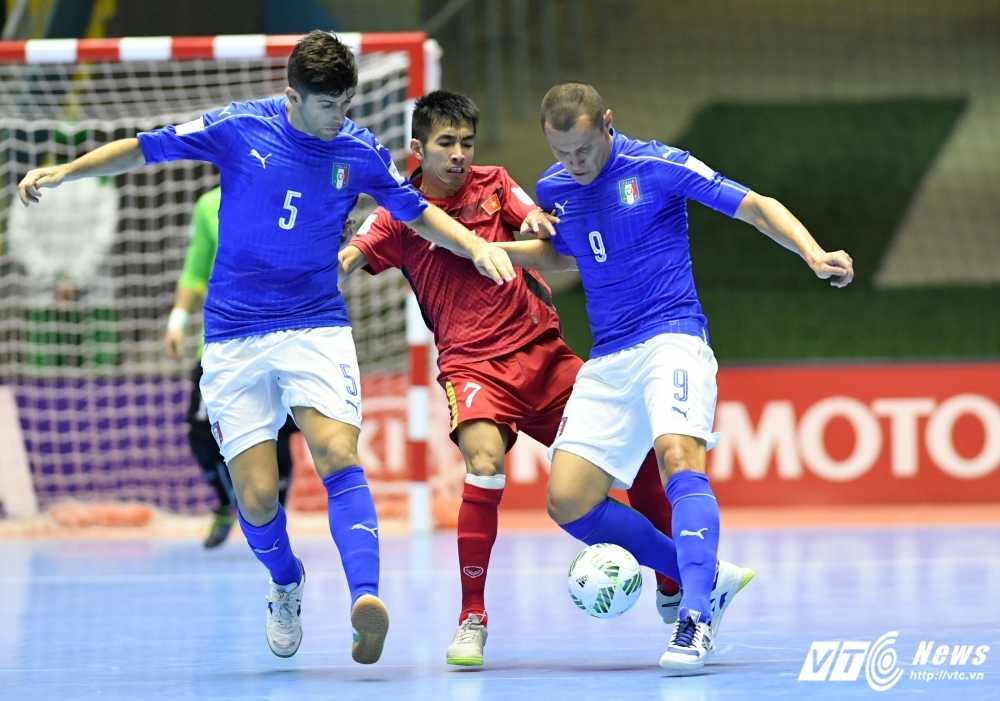 Cong dong mang hanh phuc, chia vui voi ky tich World Cup cua Futsal Viet Nam hinh anh 3
