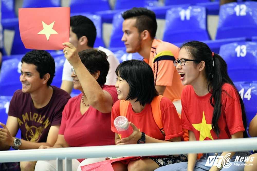 Cong dong mang hanh phuc, chia vui voi ky tich World Cup cua Futsal Viet Nam hinh anh 2