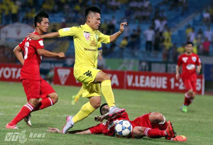 Truc tiep Ha Noi T&T vs FLC Thanh Hoa hinh anh 1