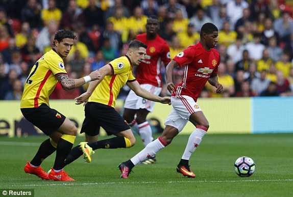 Truc tiep Watford vs Man Utd hinh anh 8