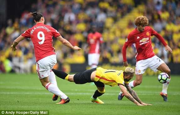 Truc tiep Watford vs Man Utd hinh anh 7