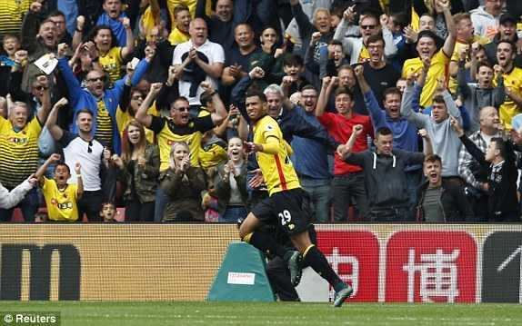 Truc tiep Watford vs Man Utd hinh anh 6