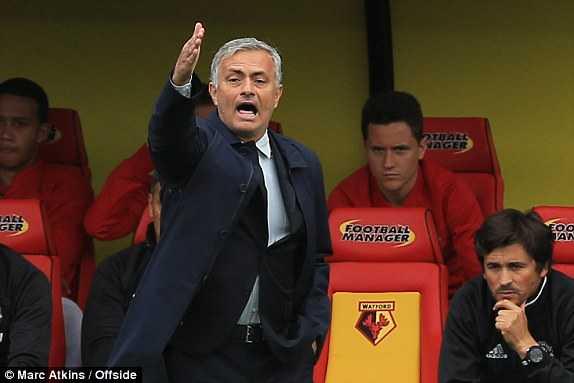 Truc tiep Watford vs Man Utd hinh anh 5