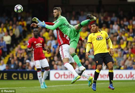 Truc tiep Watford vs Man Utd hinh anh 4