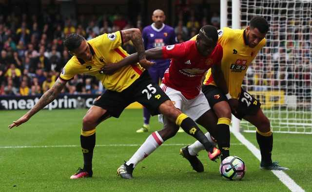 Truc tiep Watford vs Man Utd hinh anh 2