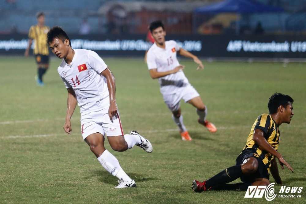 Truc tiep U19 Viet Nam vs U19 Malaysia hinh anh 3