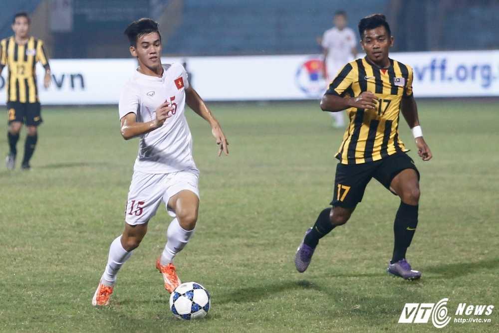 Truc tiep U19 Viet Nam vs U19 Malaysia hinh anh 1