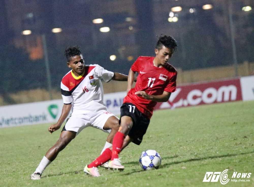 Truc tiep U19 Viet Nam vs U19 Malaysia hinh anh 2
