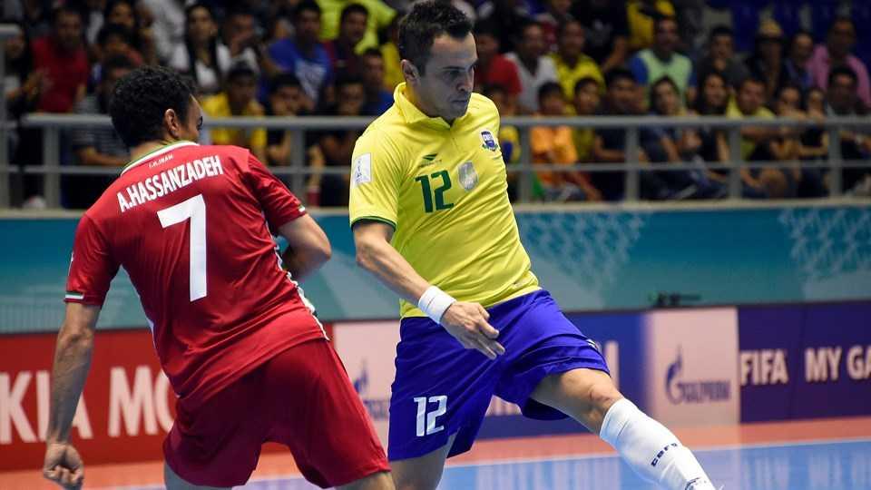 Futsal World Cup: Iran thang soc Brazil hinh anh 2