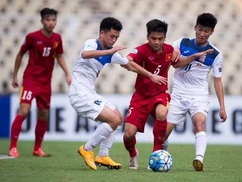 U16 Viet Nam: Det mong World Cup tu mi tom, cha ruoc hinh anh 2