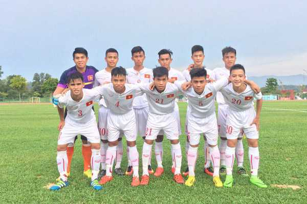 Truc tiep tu ket U16 Chau A: U16 Viet Nam vs U16 Iran hinh anh 2