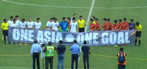 Truc tiep tu ket U16 Chau A: U16 Viet Nam vs U16 Iran hinh anh 1