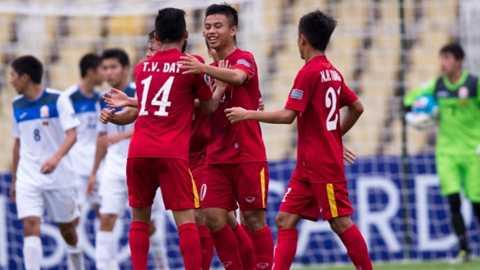 U16 Viet Nam va cau chuyen 'dung nhu Van Quyen' hinh anh 1