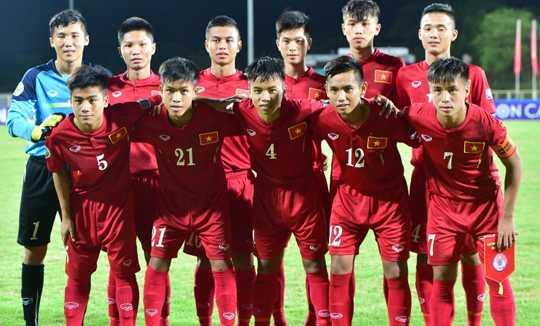 U16 Viet Nam va cau chuyen 'dung nhu Van Quyen' hinh anh 2