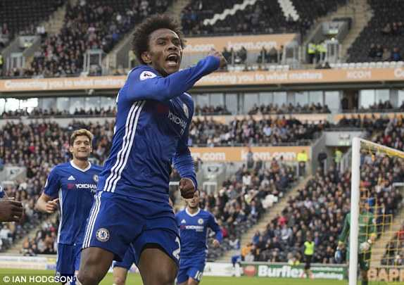 Ket qua bong da Anh: Chelsea thang giai toa, West Ham hoa hu via hinh anh 1