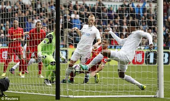 Truc tiep Swansea City vs Liverpool hinh anh 7