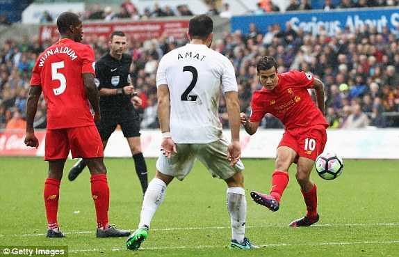 Truc tiep Swansea City vs Liverpool hinh anh 2