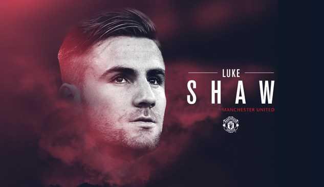 Mourinho co san long lam diem tua cho Luke Shaw? hinh anh 1