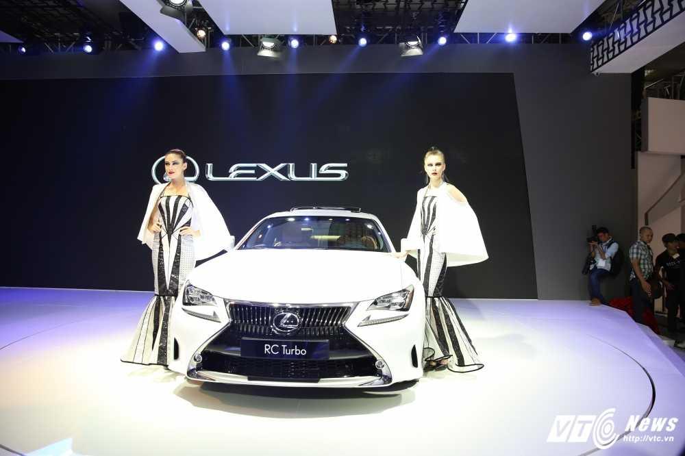 Vietnam Motor Show 2016: Khai man dang cap hinh anh 3