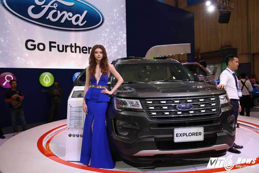 Vietnam Motor Show 2016: Khai man dang cap hinh anh 2