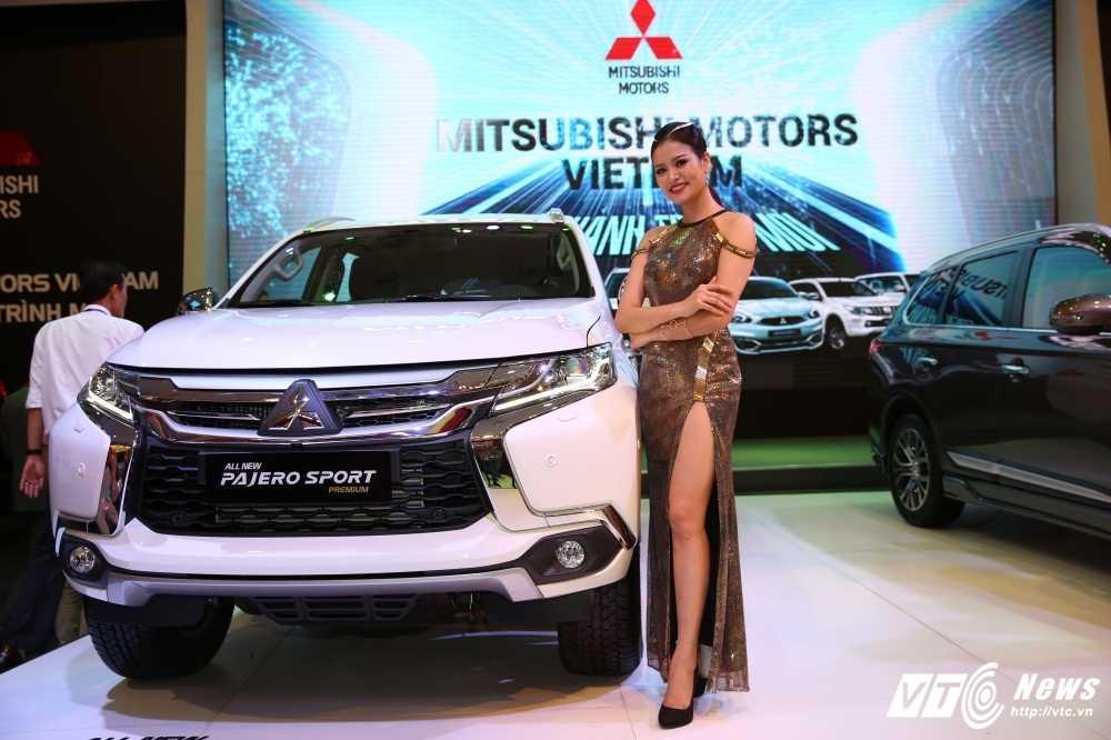 Vietnam Motor Show 2016: Khai man dang cap hinh anh 1