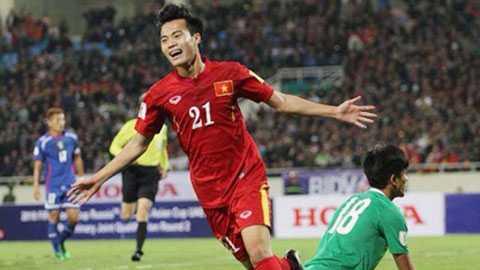 Thanh Trung - Van Toan: Ngoi no moi cua tuyen Viet Nam hinh anh 1