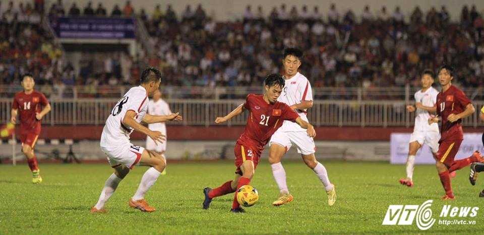 Truc tiep Viet Nam vs Trieu Tien hinh anh 1