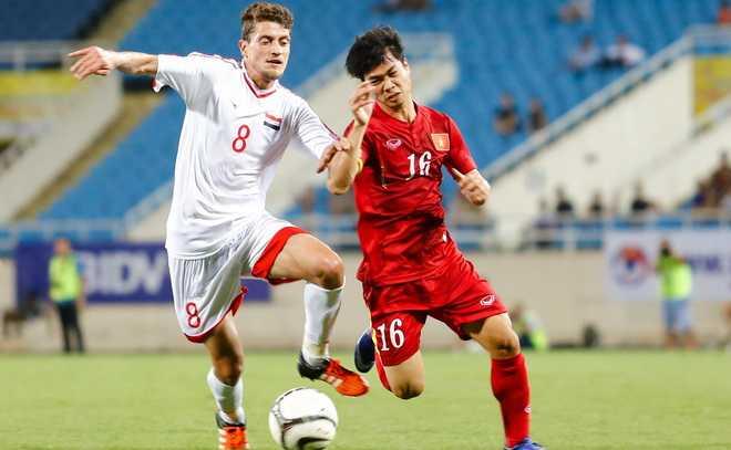 Cong Phuong chi dang du bi cho Cong Vinh, Van Quyet o AFF Cup 2016 hinh anh 1
