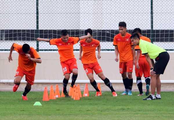 U19 Viet Nam duoc truyen cam hung tu Xuan Truong, Tuan Anh hinh anh 2