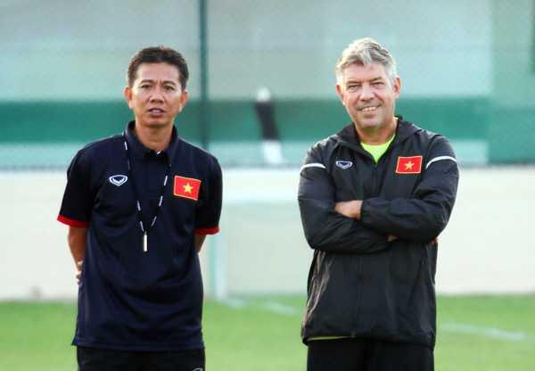 U19 Viet Nam duoc truyen cam hung tu Xuan Truong, Tuan Anh hinh anh 1