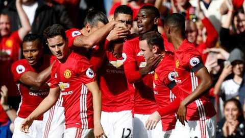 Man United, Mourinho: 10 ngay khung khiep gap Liverpool, Chelsea, Man City hinh anh 2