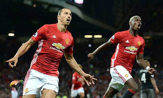 Pogba nhan Ibrahimovic lam dai ca o Man Utd hinh anh 1