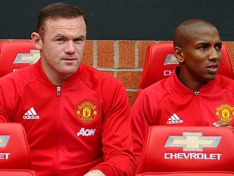 'Chan thuong' tam ly, Rooney du bi tran Liverpool vs Man United hinh anh 1